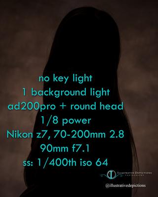 1 background light